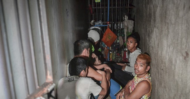 Jail in Philippine police station linked to drug war abuse